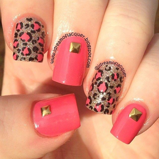 Nail Art Dan Extension Kuku: Instagram Photo By Idreamoflacquer #nail #nails #nailart
