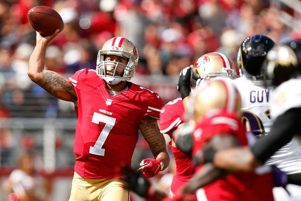 Colin Kaepernick Photos - Baltimore Ravens v San Francisco 49ers - Zimbio