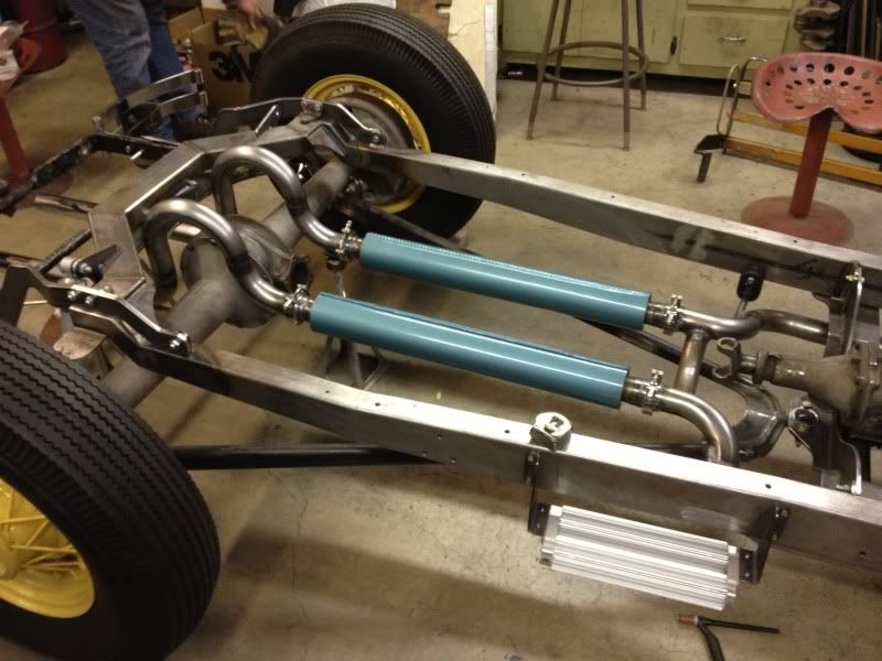 Tech Week Hot Rod Suspension Simplified The H A M B Chassis Fabrication Hot Rods Custom Rat Rods