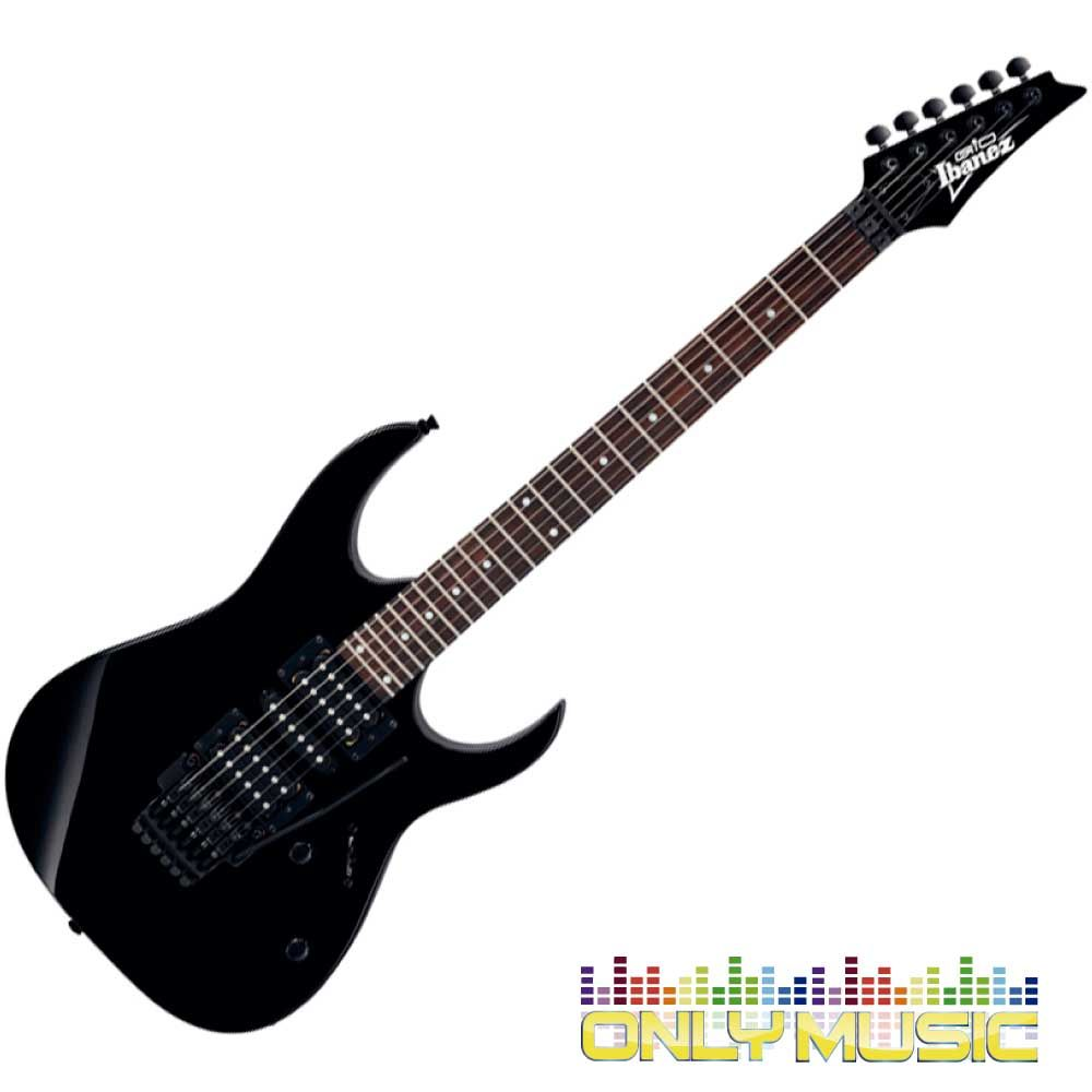 Guitarra Ibanez Electrica RG Color Negro