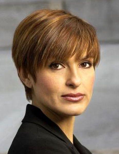 Mariska Hargitay Hair Cut : mariska, hargitay, Mariska, Hargitay