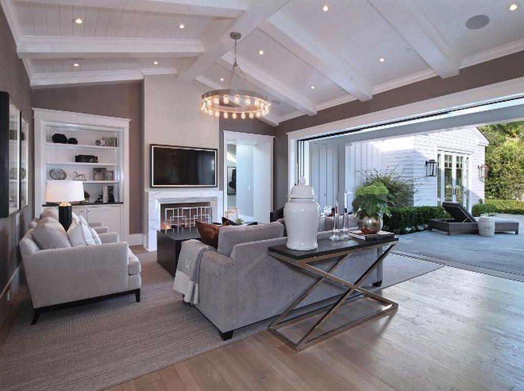 46 The Best Vaulted Ceiling Living Room Design Ideas Vaulted Ceiling Living Room Vaulted Living Rooms Open Living Room Design