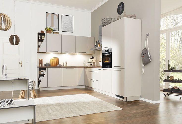 Die Interliving Küche 3009 überzeugt durch fantastische ...