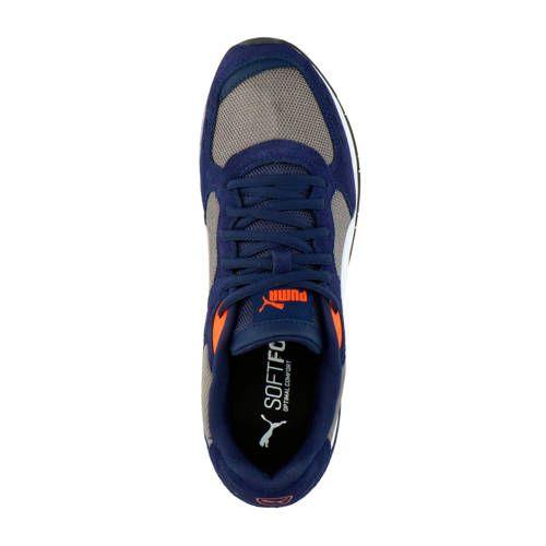 Puma Vista sneakers blauw/wit/rood - Blauw, Schoenen en Rood