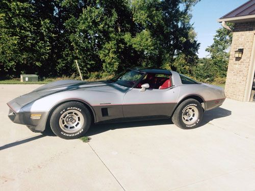 1982 Chevrolet Corvette - Poy Sippi, WI  #8863727930 Oncedriven