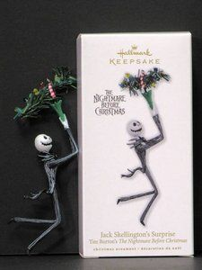 Hallmark 2010 Jack Skellington's Surprise Nightmare Before ...