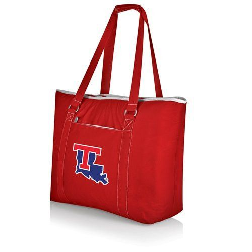 Louisiana Tech University Tahoe Beach Bag w/Digital Print