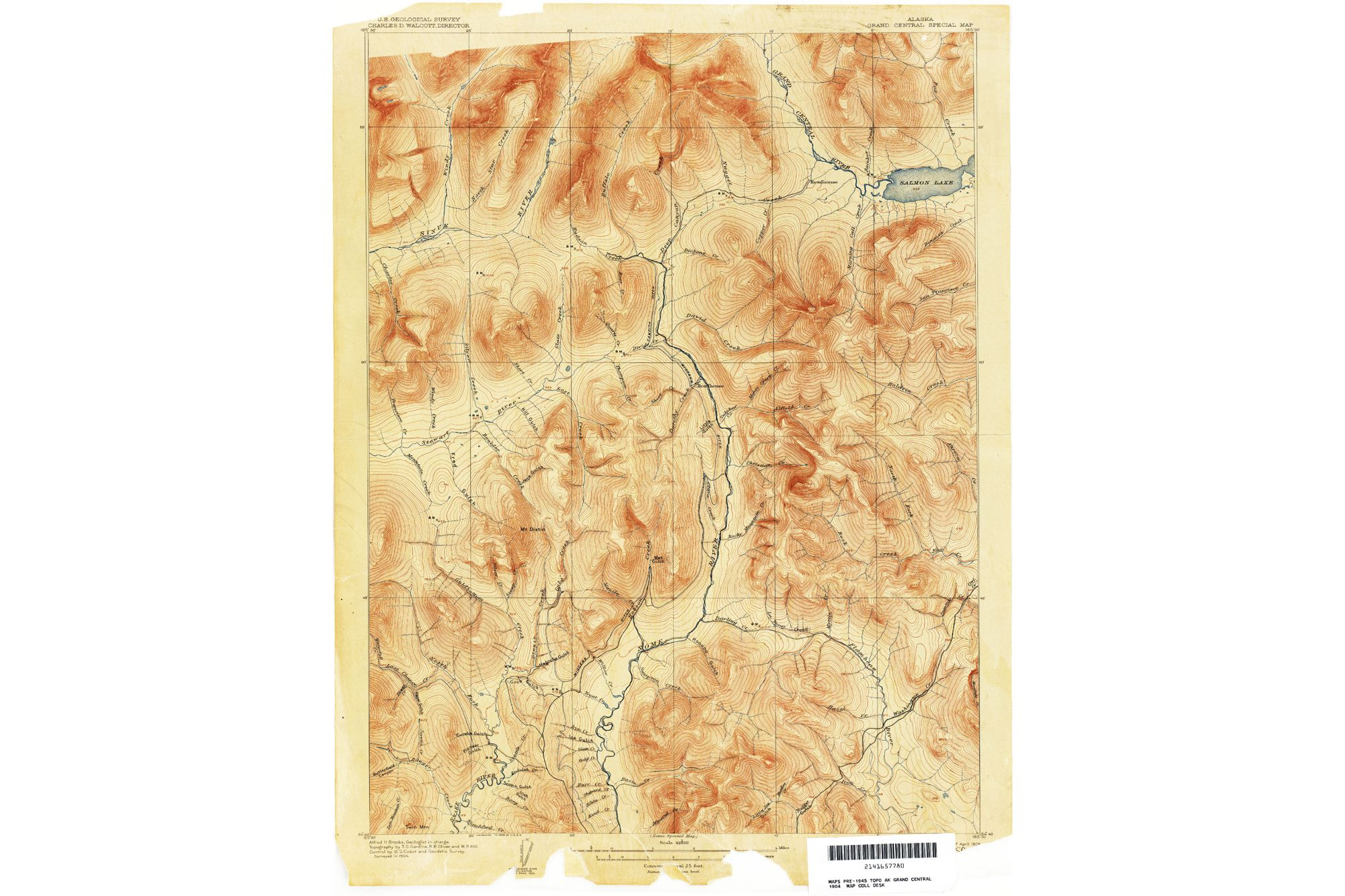 Alaska Topographic Maps Usgs Atlas Of Places Cartography Map