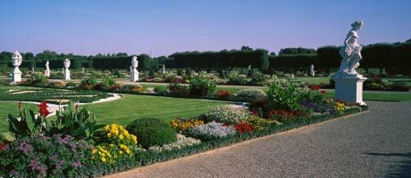 Hannover Hannover Hannover Herrenhauser Garten Garten