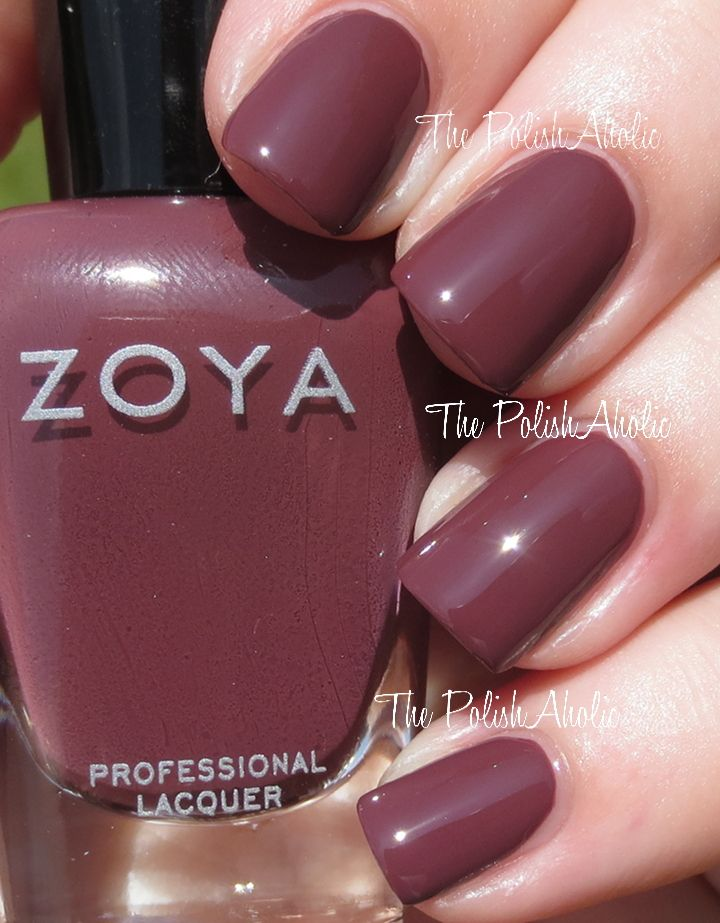 Zoya Naturel Deux Collection -Marnie