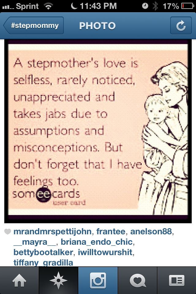 why is being a stepmom so hard