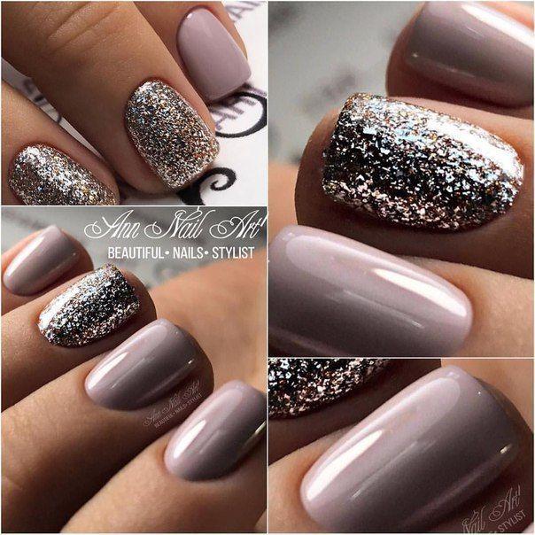Маникюр | Ногти | Fingers and toes! | Pinterest | Make up, Nail nail ...