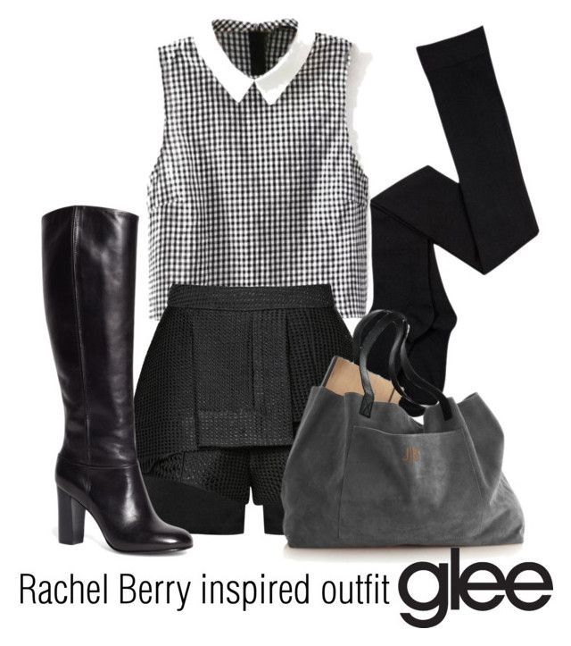 Rachel Berry Inspired OutfitGlee My Polyvore Finds