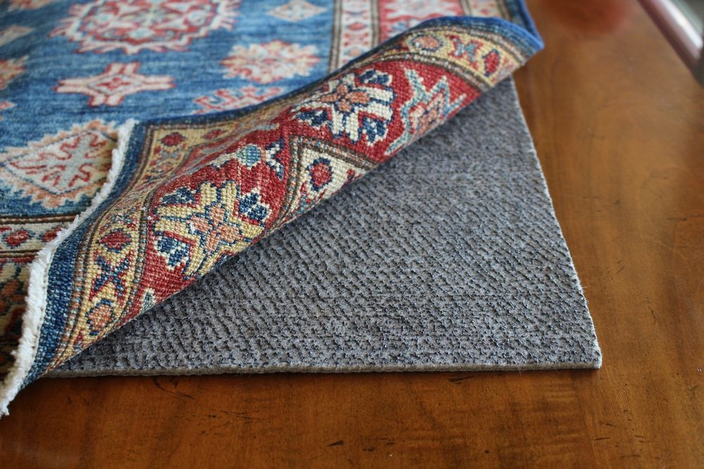 Perfect Pad For Rugs Near Doorways Where Clearance May Be Required Or Rugs With Furniture Where One Would Not Want Too Thick A Pad That Area Rugs Rug Pad Rugs