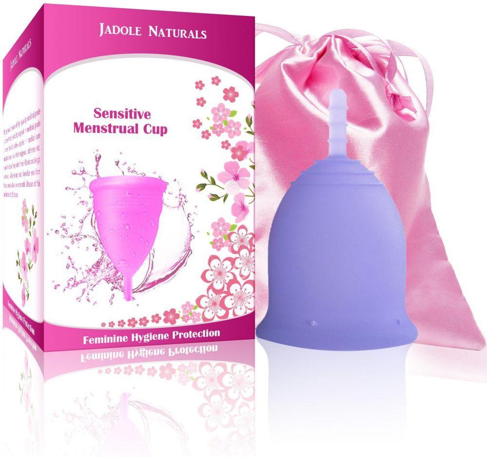 Menstrual Cup Tampon and Pad Alternative Feminine