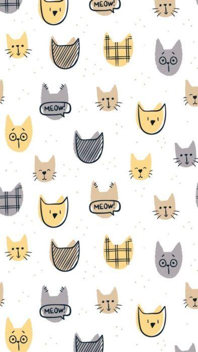 17 Fondos de pantalla para los amantes de los gatitos