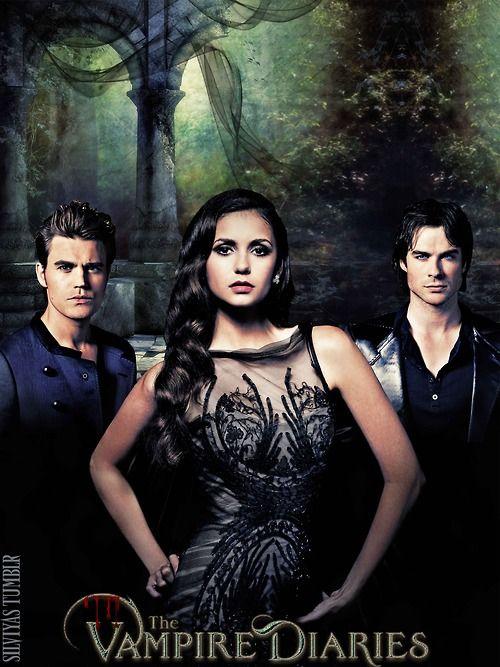 The Vampire Diaries Season 5 Poster