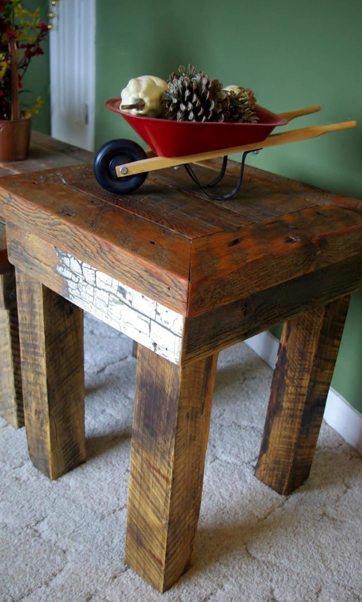 27 most popular rustic coffee table set ideas for 2020