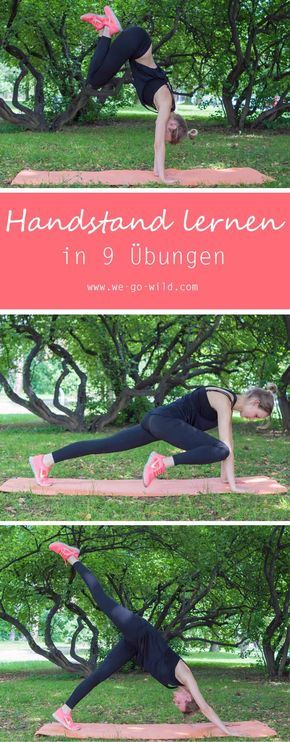 Photo of In nur 9 Schritten den perfekten Handstand lernen