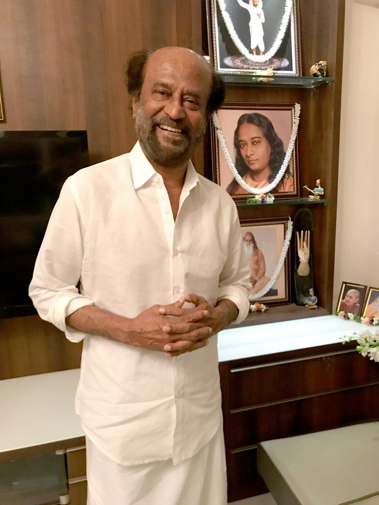 This Is What Rajinikanth Has To Say About The Answer