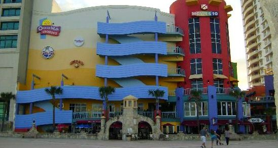 Mai Tai Bar Daytona Beach Florida January 4 2017
