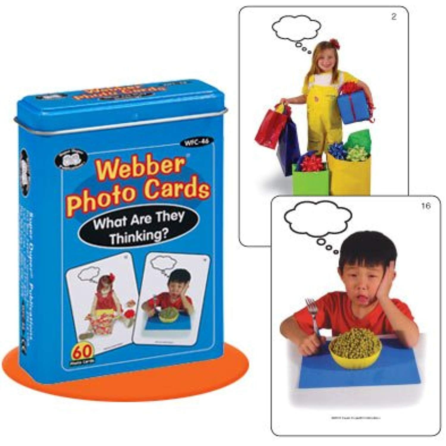 Webber A What Are They Thinking A Photo Card Deck