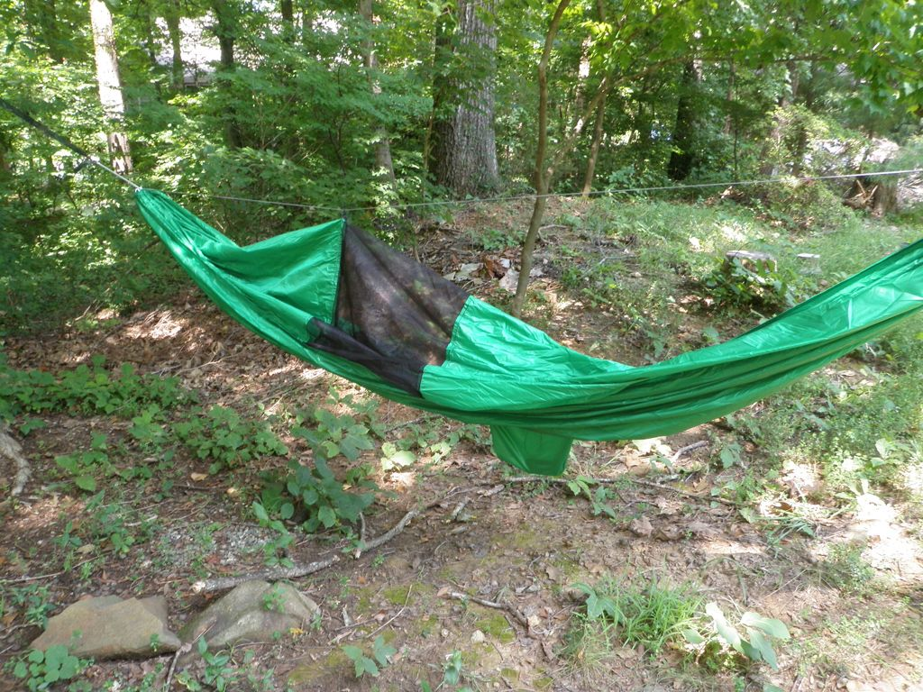 mummy bag backpacking does hammock brian gear tarp s he a flyin groundsheet minimalism list since uses ultralight bivy sans combo