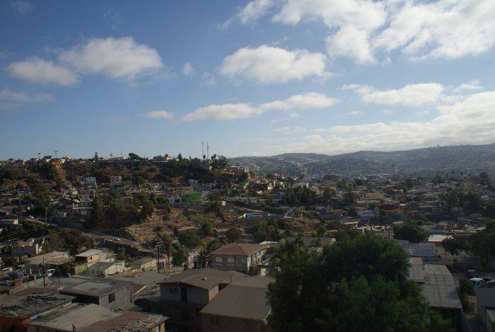 Tijuana Slums Imperial Mexico City Viva la mexico