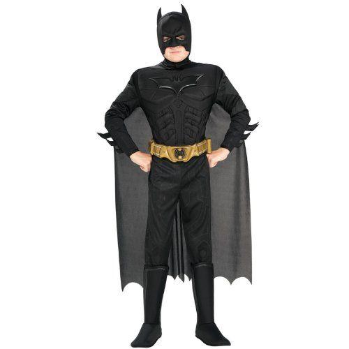 Inflatable Gun Boys Fancy Dress Batman Kids Halloween Childs Costume New Joker