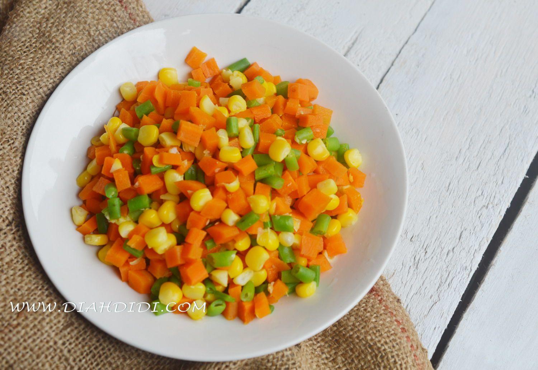 Dalam Berbagai Masakan Aku Sering Menggunakan Sayuran Campur Untuk Campuran Seperti Untuk Membuat Risoles Nasi Goreng Resep Masakan Makanan Sayuran Beku