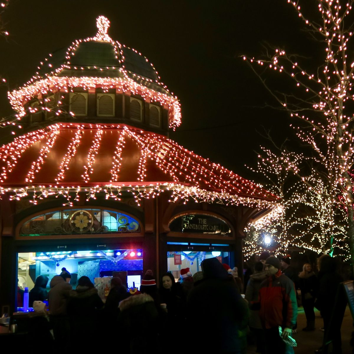 Zoolights At Lincoln Park Zoo Lincoln Park Zoo Lincoln Park Lincoln