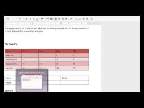 How To Make The Best Game Design Document GDD YouTube Projetos - How to make a gdd