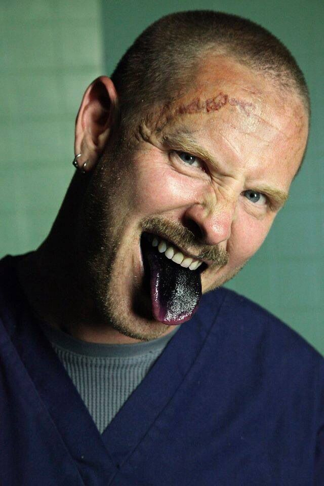 Corey Taylor In The Robert Englund Movie Fear Clinic Slipknot
