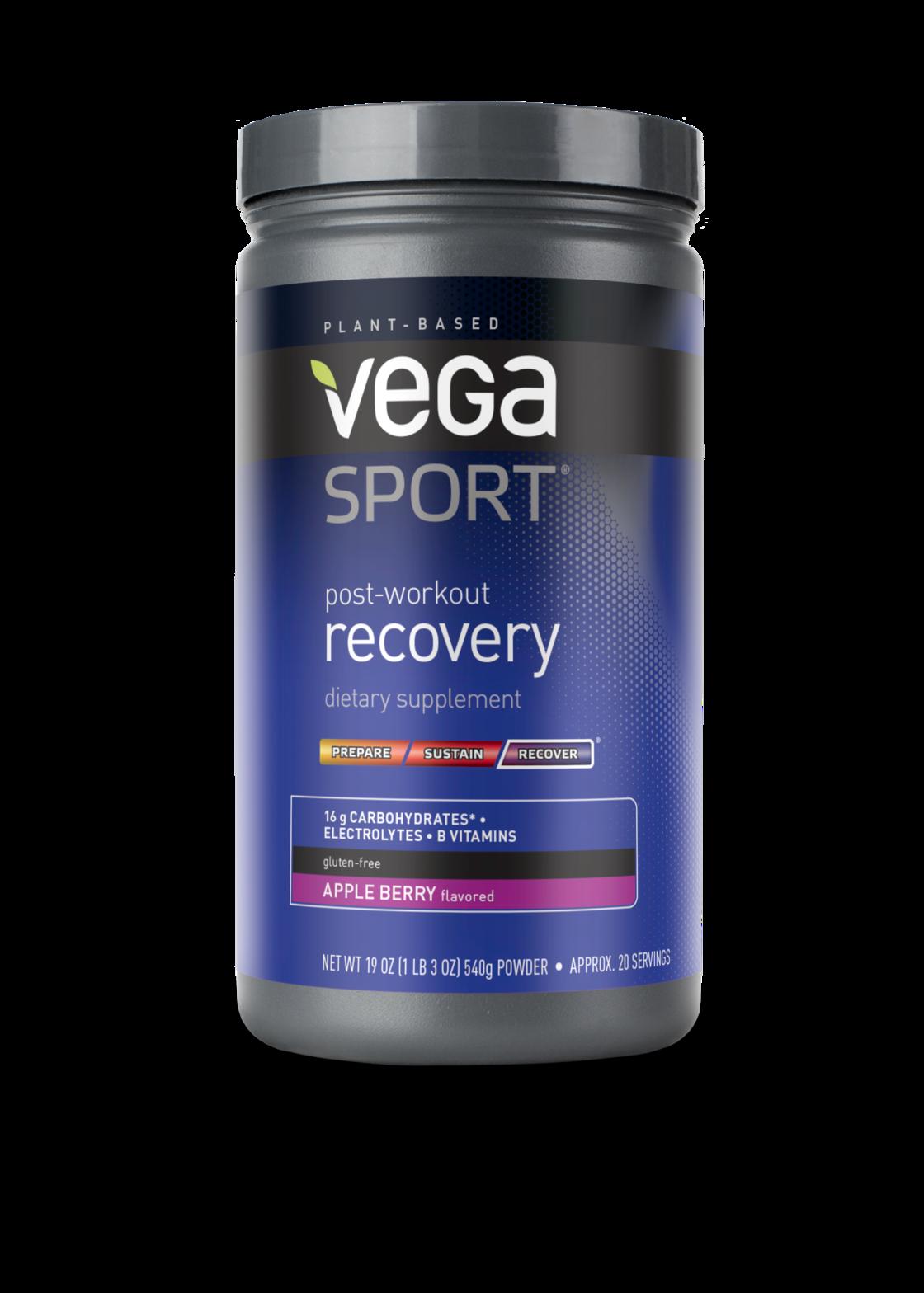 Vega Sport® Recovery Tropical / Tub (20 Servings I 19 oz