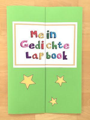 Materialwiese Gedichte Lapbook In Der Grundschule Deutsch