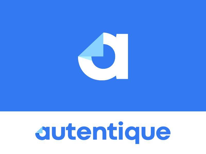 Autentique Logo Branding Identity Logo Branding Education Logo