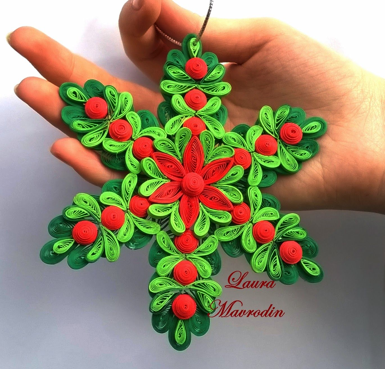 Aparador Antiguo Sevilla ~ quilling my passion Ornament pentru Craciun paper quilling ideas Pinterest Flocos de neve