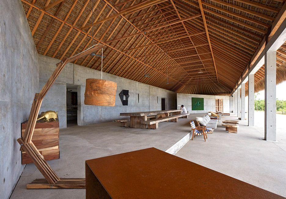 Casa Wabi Bosco Studio House by Tadao
