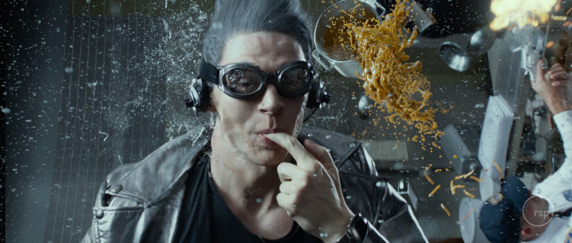 Evan Peters Quicksilver Scene In X Men Days Of Future Past The Best Scene In The Movie By Days Of Future Past Bryan Singer Evan Peters