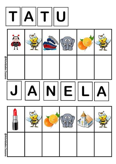 Jogo Da Palavra Secreta Atividades Pedagogica Suzano Atividades Pedagogicas Atividades Jogos De Alfabetizacao