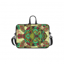 InterestPrint Classic Personalized Animal Sea Turtle Damask Paisley Mandala 13 - 13.3 /Macbook Pro Air 13 Inch Laptop Sleeve Case Bags Skin Cover for Lenovo, GW, Acer, Asus, Dell, Hp, Sony, Toshiba