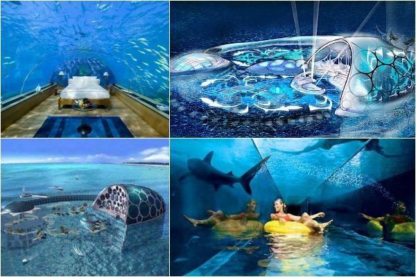 hydropolis underwater resort hotel. Hydropolis Underwater Hotel And Resort. Y Del Más Lejano A La Tierra Nos Vamos Resort