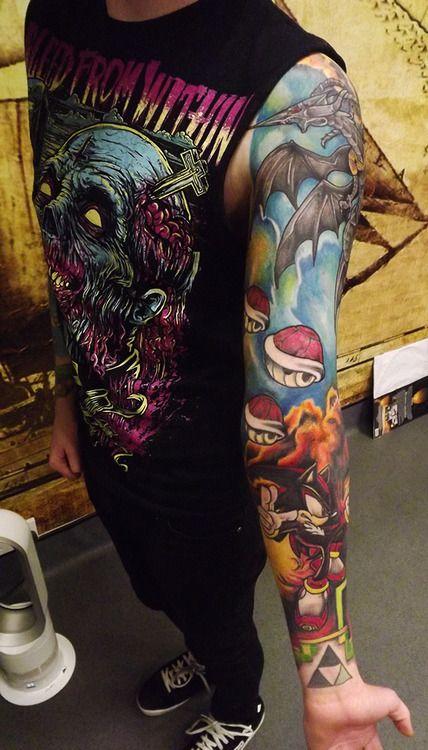 Another Angle Of An Amazing Tatt Http 24 Media Tumblr Com Tumblr Me3kqihgf11qhaaneo1 500 Jpg Timeless Tattoo Tattoos Life Tattoos