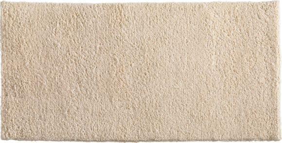 """""""Dieser Teppich von LINEA NATURA passt perfekt in Ihr Wohn- oder Schlafzimmer! Durch Naturfarbe und Maße von ca. 40 x 60 cm (B x L) ist er universell einsetzbar. Der Orientteppich besteht aus 100 % Schurwolle und ist besonders weich. Kombinieren Sie ihn gerne in verschiedenen Größen. Ein geschmackvoller Teppich!"""""""
