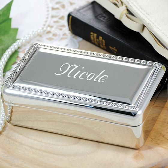Gift Idea: A beautiful jewelry organizer. #GiftIdeas HomeDecorators.com