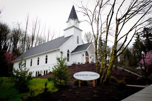 Oregon City Wedding Chapel 12 Historial Churches For