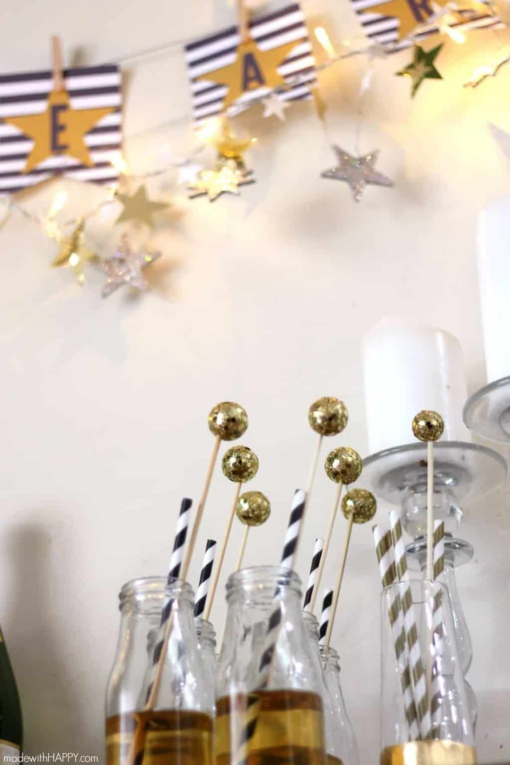 Cool 30+ Best Decoration For New Years Eve Party That ...