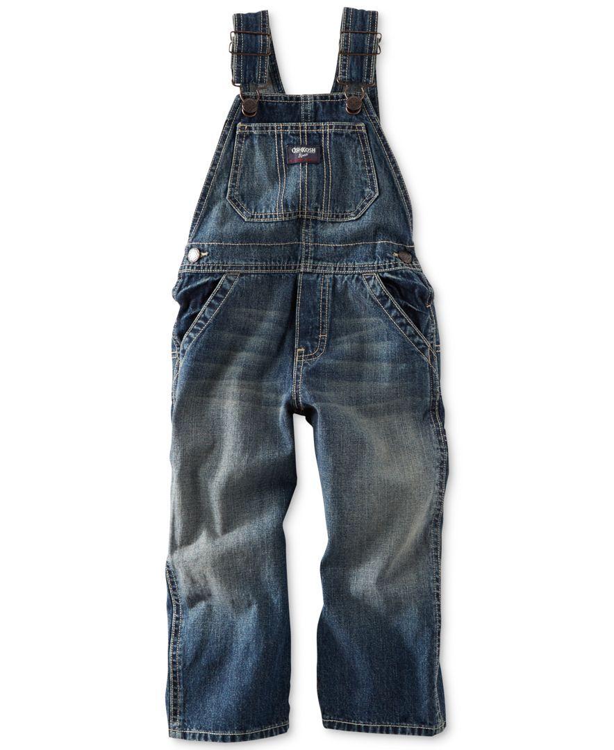 Osh Kosh Little Boys' Brooklyn Overalls