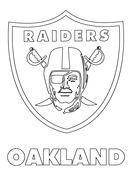 Oakland Raiders Logo Coloring Page Mighty Might S Coloring Book