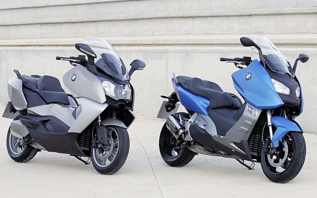BMW C650GT (l) and C600 Sport - Photo Gallery - Cycle Canada